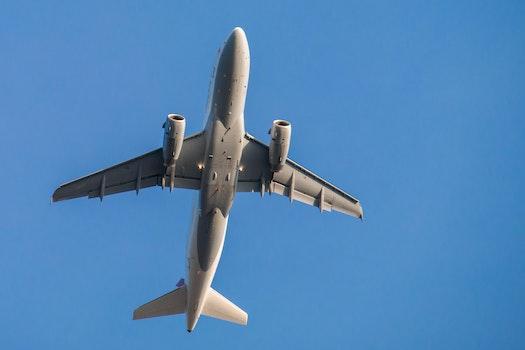 Kostenloses Stock Foto zu flug, himmel, fliegen, flugzeug