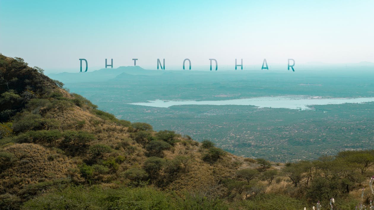 Gratis stockfoto met berg, dhinodhar, gujarat