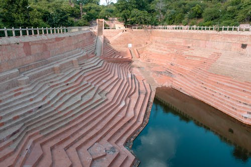 baoli, iyi adım, kale içeren Ücretsiz stok fotoğraf