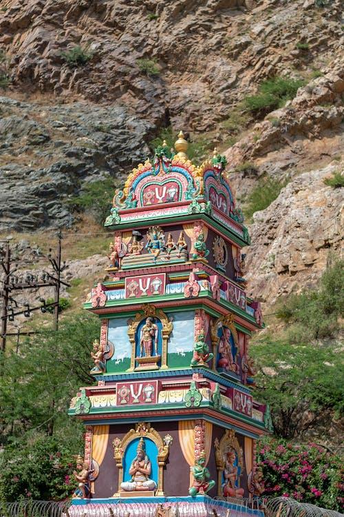 galtaji, jaipur, tapınak içeren Ücretsiz stok fotoğraf
