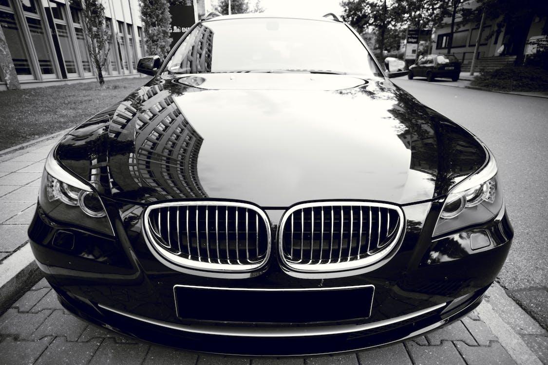 Bmw Car Parked