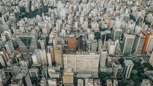 Imagine de stoc gratuită din aerian, afaceri, arhitectură
