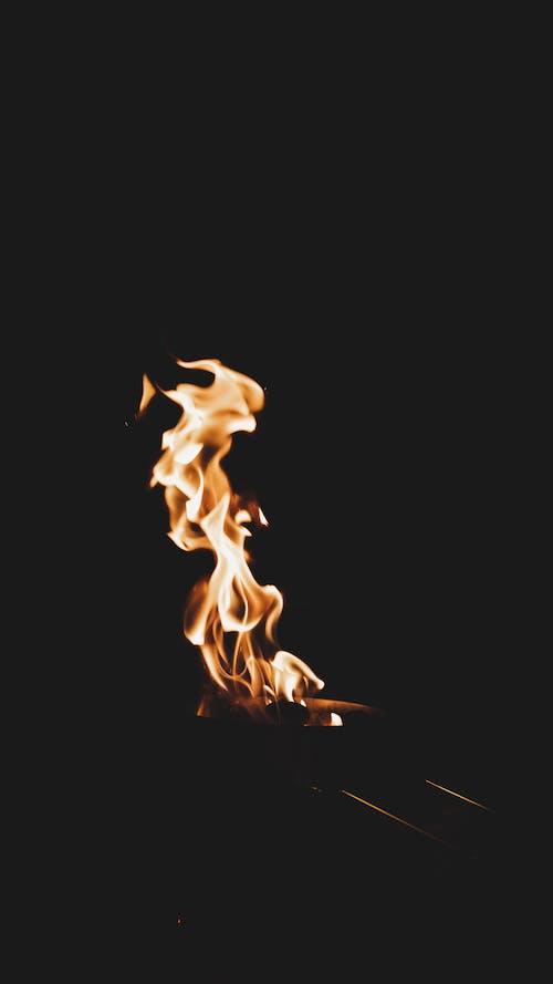 Gratis stockfoto met bonfire, brand, houtskoolgrill