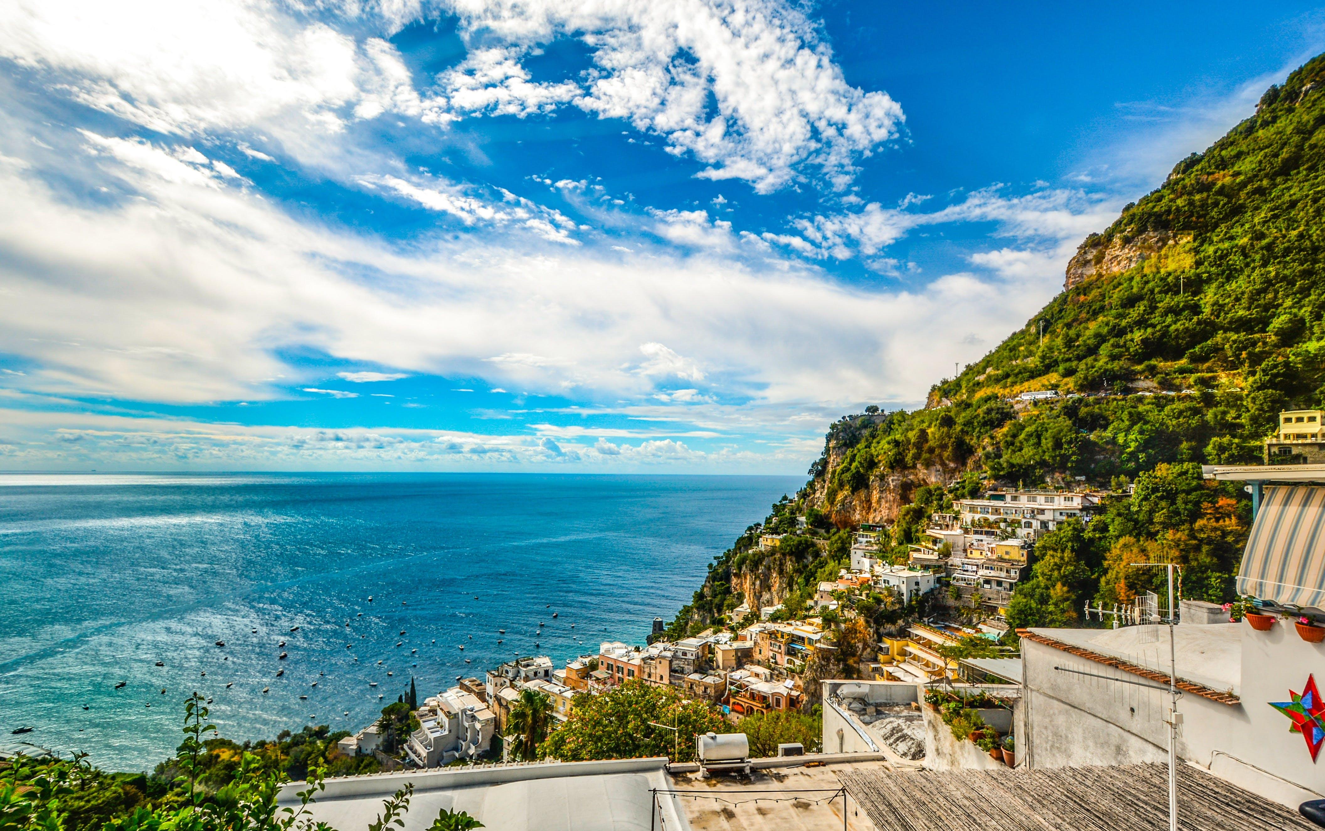 Gratis stockfoto met amalfi, amalfi coast, architectuur, baai