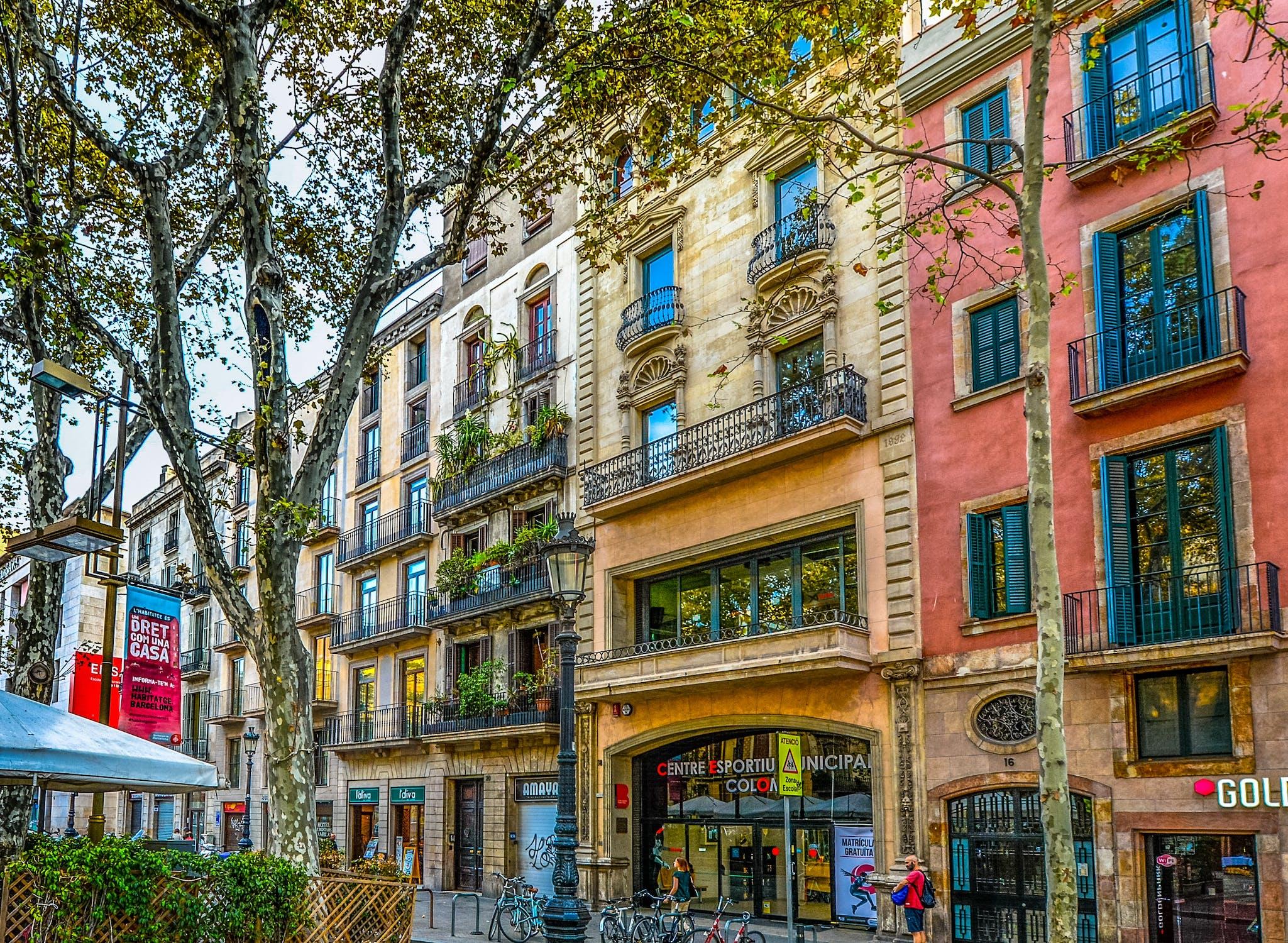 Barcelona um destino óptimo para Veganos