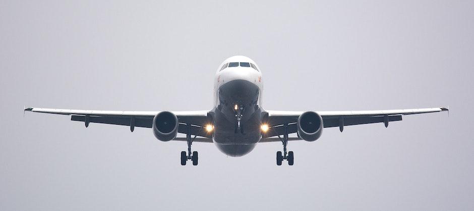 air, air travel, airbus