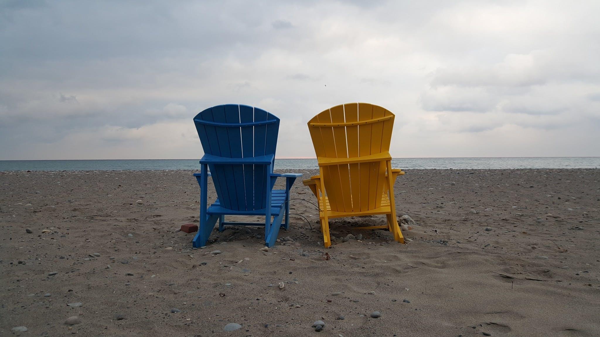 Free stock photo of beach, winter, living, Toronto
