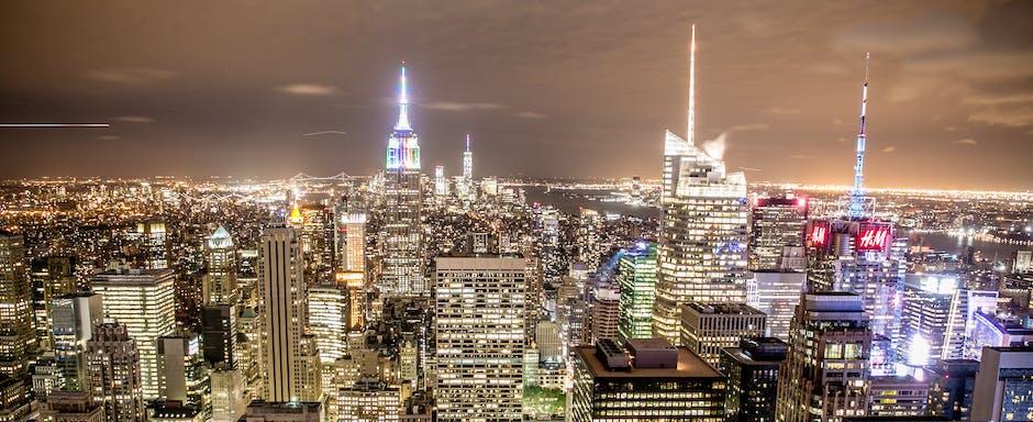 New free stock photo of city, sunset, landmark
