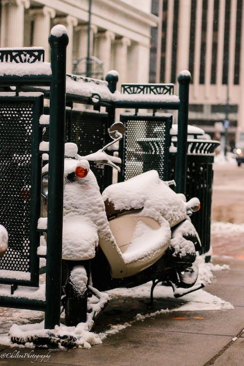Gratis stockfoto met amerika, motorvoertuig, sneeuw