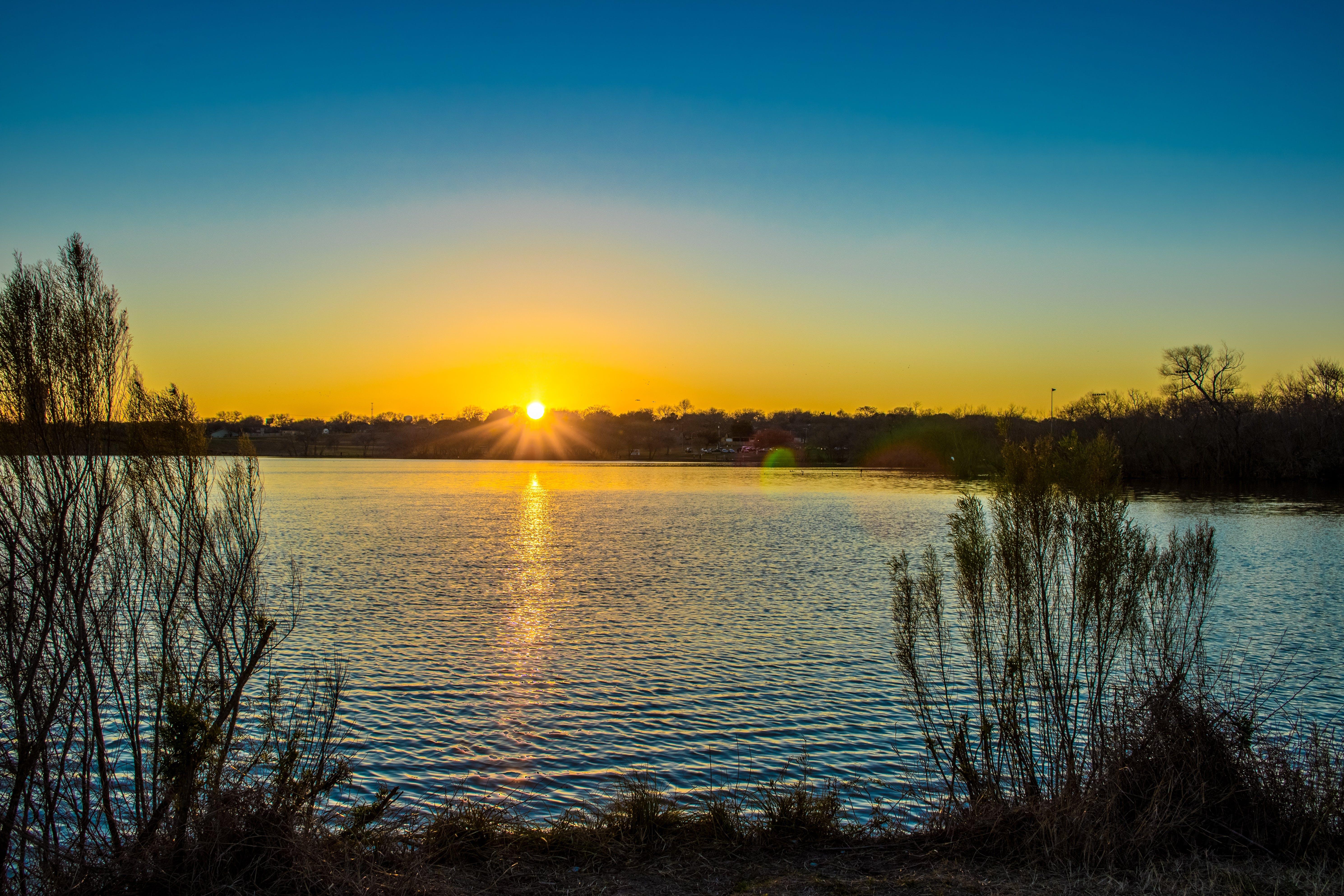 Free stock photo of light, dawn, landscape, nature