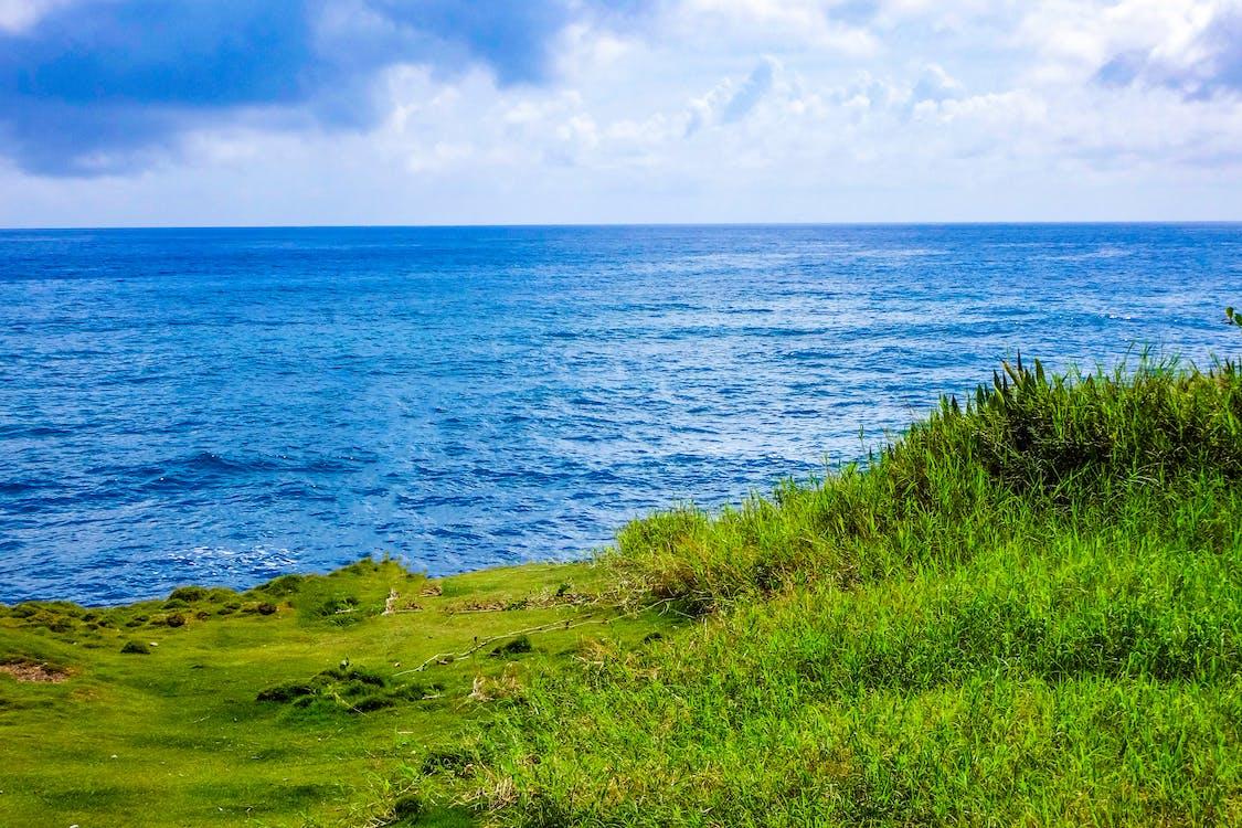 ánh sáng ban ngày, bầu trời, biển