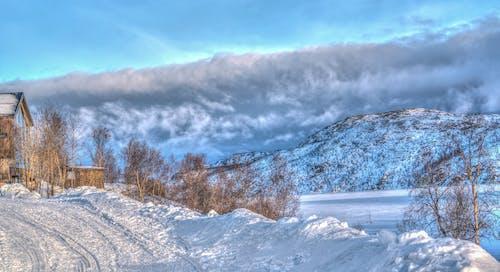 Fotobanka sbezplatnými fotkami na tému cestovný ruch, chladný, hory, koľaje