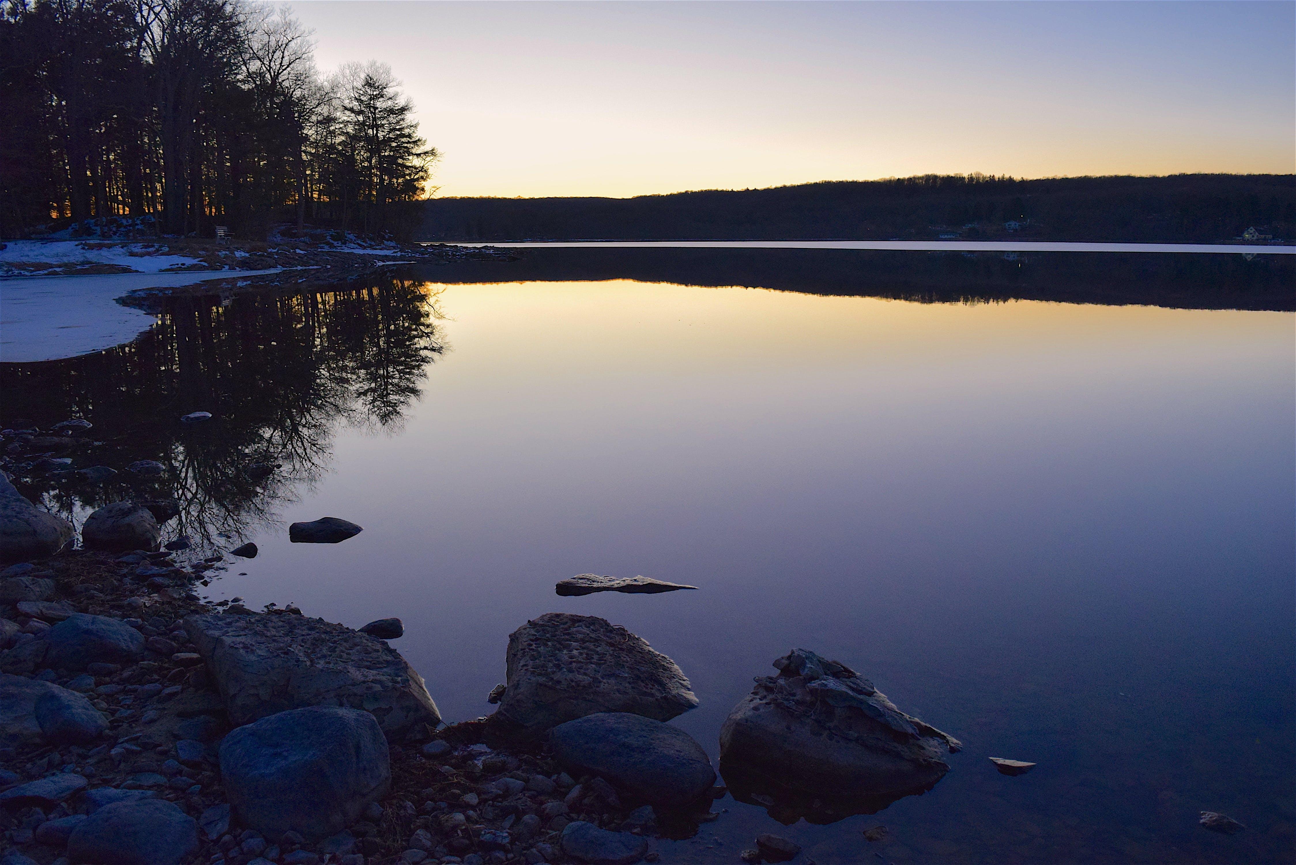 Gratis arkivbilde med daggry, dagslys, fredelig, horisont
