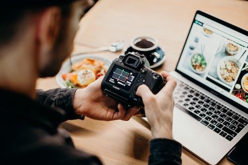 Foto stok gratis Analog, bekerja, berfokus, bisnis
