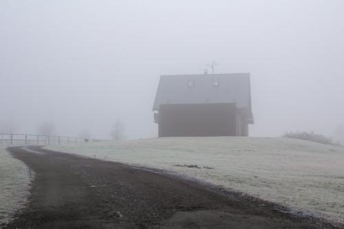 คลังภาพถ่ายฟรี ของ การแช่แข็ง, ควัน, ฤดูหนาว, หนาว