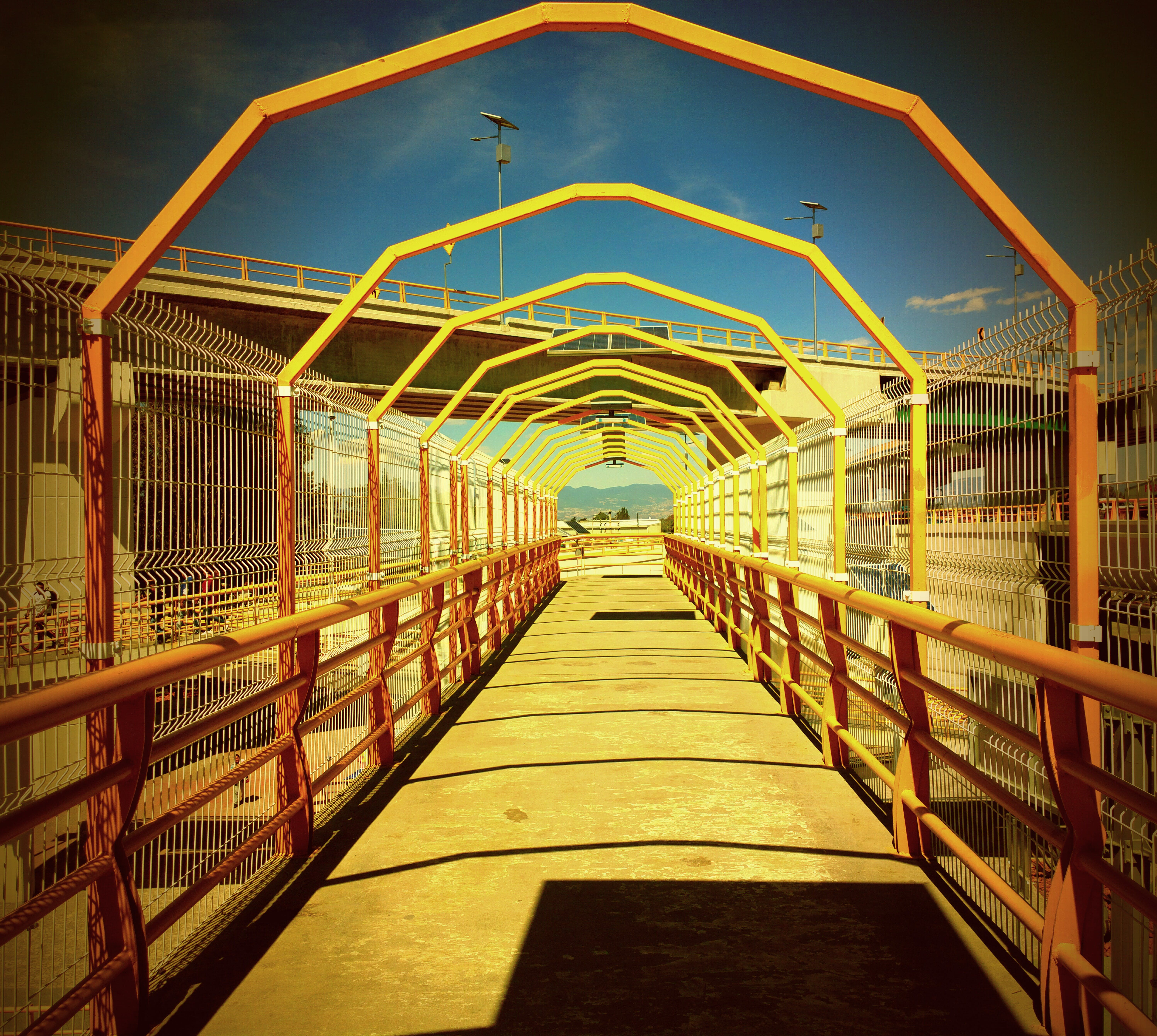 Free stock photo of bridge, ordinary, urban, urban place