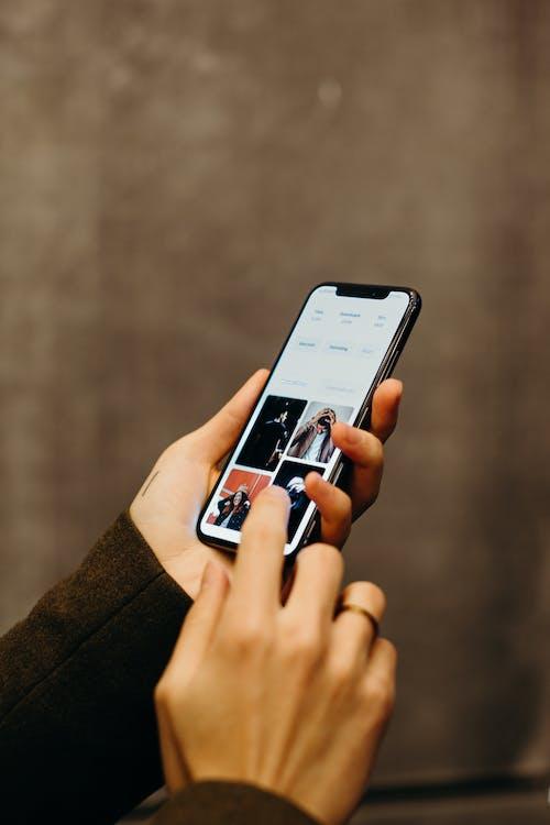 Kostenloses Stock Foto zu anwendung, app, benutzer, bequemlichkeit