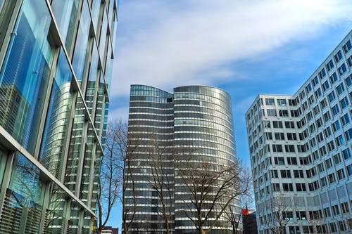 Foto d'estoc gratuïta de alt, arquitectura, arquitectura moderna, ciutat