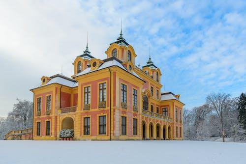 Бесплатное стоковое фото с архитектура, барокко, германия, город