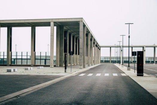 Free stock photo of building, architecture, airport about