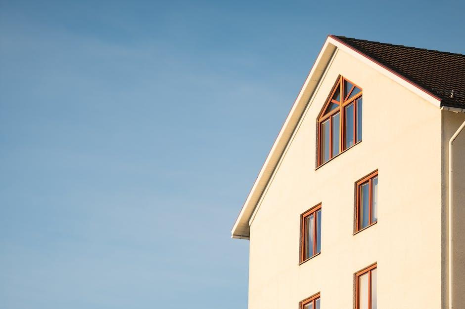 apartment, architecture, blue sky