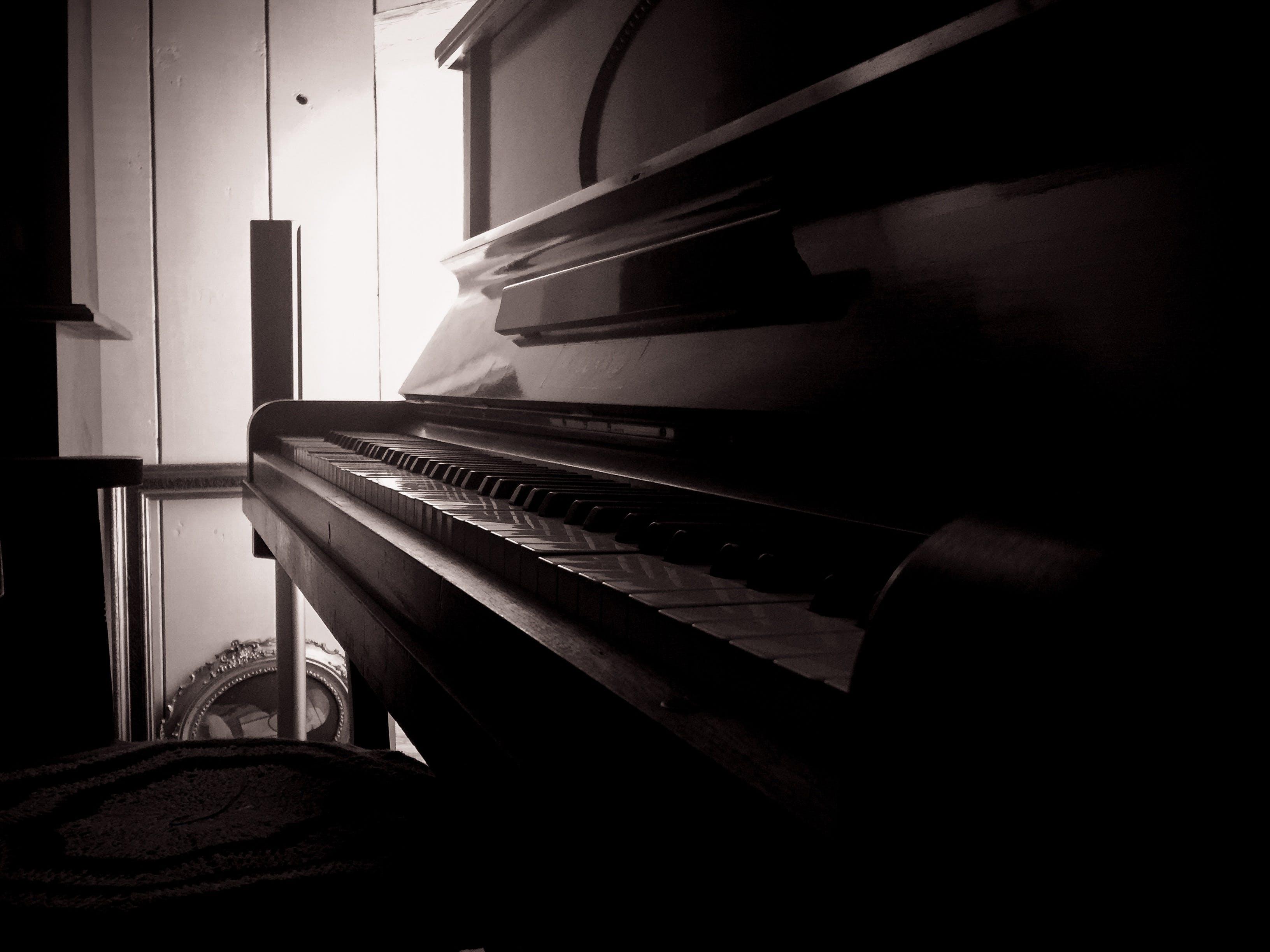 Free stock photo of music, piano, rest, romance