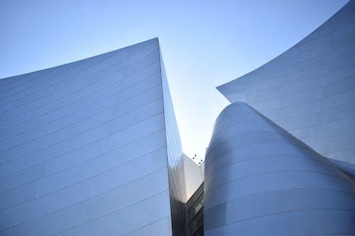 คลังภาพถ่ายฟรี ของ การก่อสร้าง, การเงิน, ตัวเมือง, ตึกระฟ้า