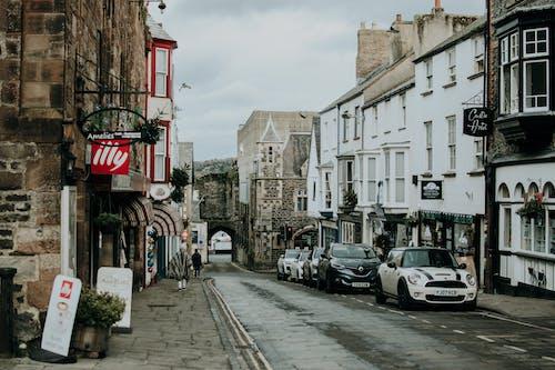 거리, 건물, 건축, 도로의 무료 스톡 사진