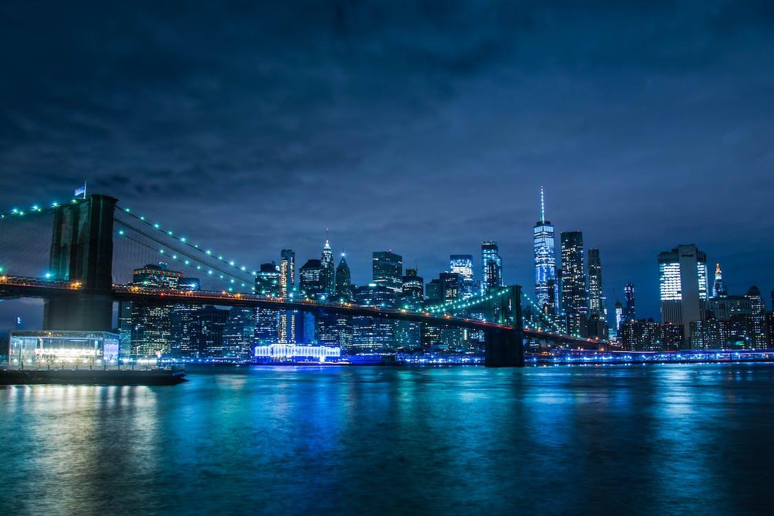 Безкоштовне стокове фото на тему «city_skyline, HD шпалери, mac фону»