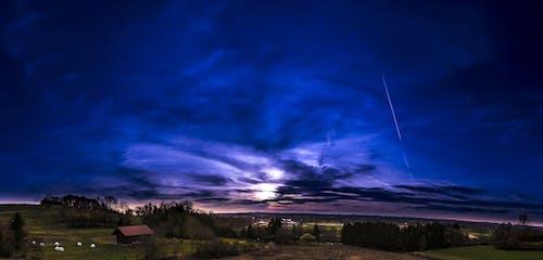 Základová fotografie zdarma na téma hřiště, idylický, malebný, mraky
