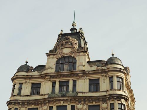 外觀, 屋頂, 布拉格, 建造 的 免費圖庫相片