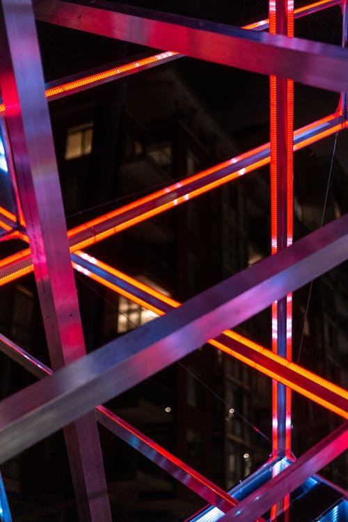 Безкоштовне стокове фото на тему «Абстракціонізм, барвистий, будівля, великий план»
