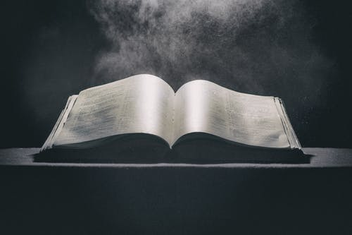 Free stock photo of bible, book, open book