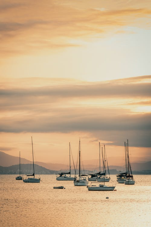 Gratis stockfoto met avond, boot, buiten