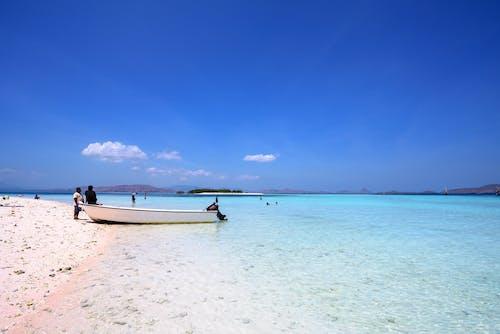 Photos gratuites de barre de sable, indonésie, plage