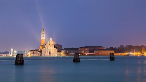 Free stock photo of Light rays, long exposure, venezia, venice
