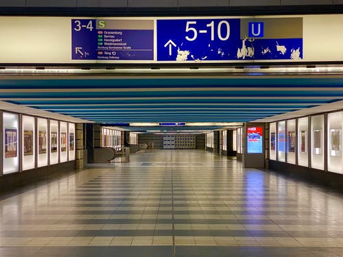 Free stock photo of station, subway station, train station