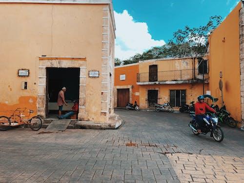 #izamal #yucatan #mexico #vivisphoto #travel içeren Ücretsiz stok fotoğraf