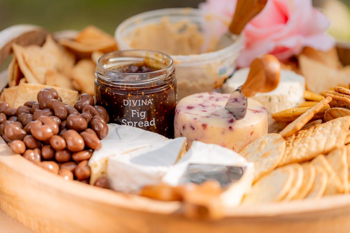 Basketful of Healthy Goodies