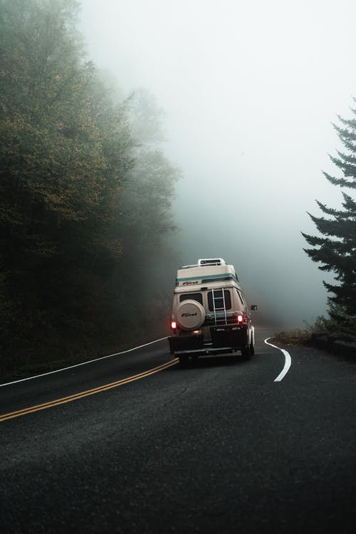 Vehicle On The Road