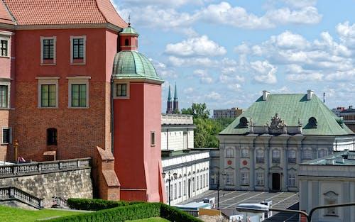 Immagine gratuita di architettura, cielo azzurro, città, classico