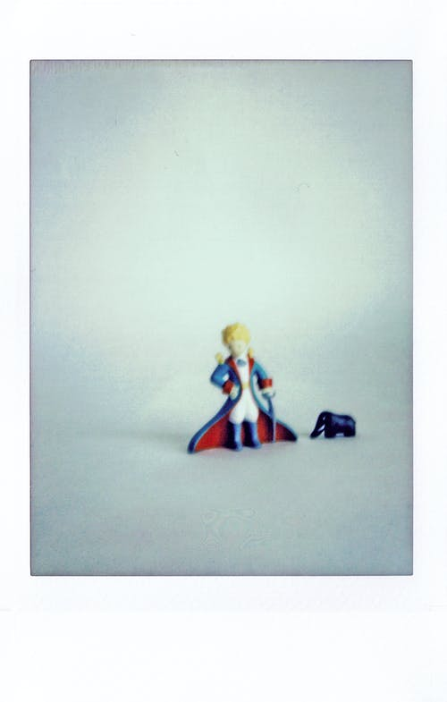 The Little Prince Figurine