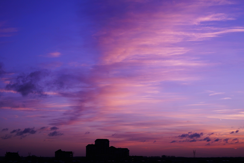 Fotos de stock gratuitas de amanecer, cielo, dramático, ligero