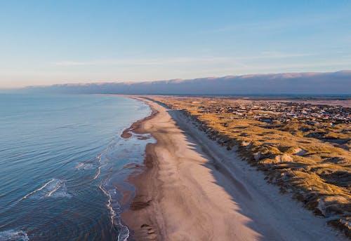 Photos gratuites de bord de mer, ciel, côte, danemark
