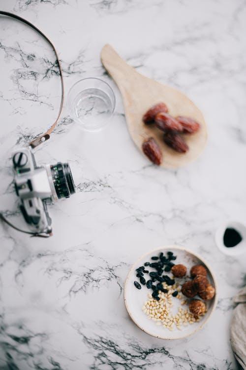Immagine gratuita di analogico, attrezzatura, cibo, conoscitore