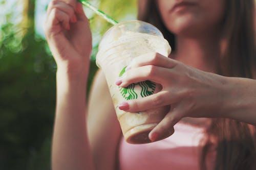 술을 마시다, 스타벅스, 커피의 무료 스톡 사진
