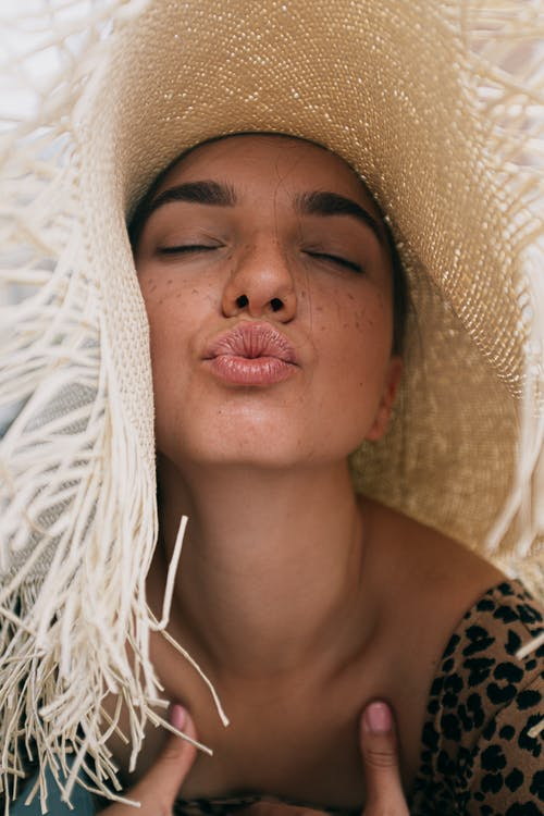 Photo of Woman Pouting
