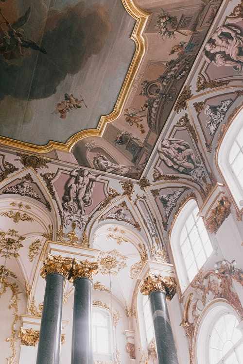 俄國, 內部, 冬宫博物馆, 博物館 的 免费素材照片