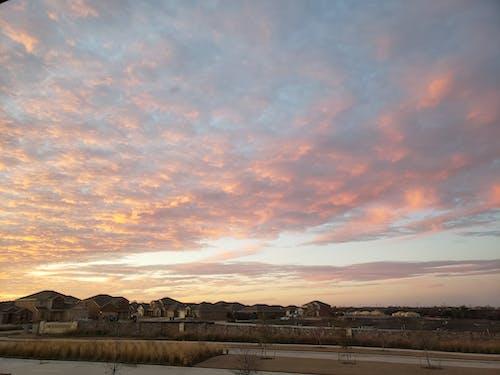 구름, 일몰, 자연, 핑크 일몰의 무료 스톡 사진