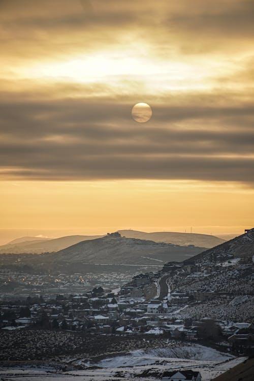 Foto profissional grátis de alvorecer, amanhecer, ao ar livre, aurora